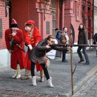 Если скучно делать дело, превращай в игру всё смело! :: Ирина Данилова
