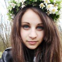 Девушка :: Christina Terendii