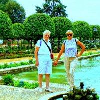 прекрасный сад :: Марина Лобачева