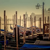 Побывав в Венеции, помнишь ее всегда... :: Лидия Цапко