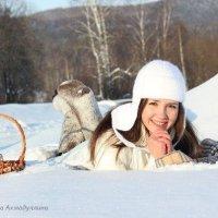 snow :: Ирина Ахмадуллина
