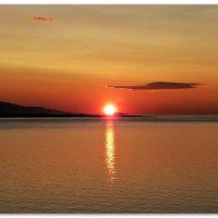Рассвет на Байкале :: Анна S