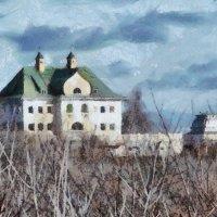 Дом у залива :: Михаил Николаев