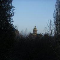 церковь :: Ирина Красникова-Дашкова