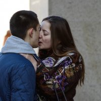 История одного поцелуя. Фото 5. :: Александр Степовой