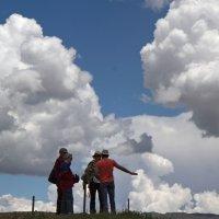 Экскурсия в небо :: Елена Жукова