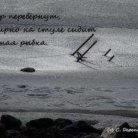 Волжский триптих. Сонная рыбка. :: Светлана Дерепащук