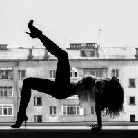 Серия: История одного окна :: Катерина Бородина