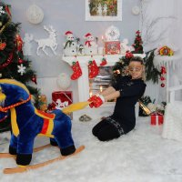 Зимняя сказка :: Favel Гаврилюк
