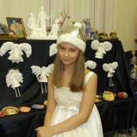 снегурочка и ангелы :: Александр Корнелюк