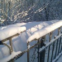 Снежные разрывы :: Микто (Mikto) Михаил Носков