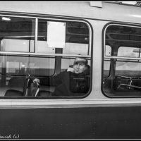 поздний пассажир :: Михаил Ханукович