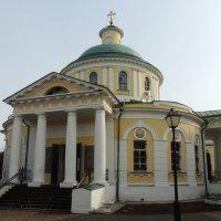 Церковь Успения Пресвятой Богородицы в Косино :: Александр Качалин