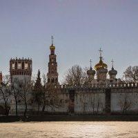 Богородице-Смоленский Новодевичий монастырь :: Сергей Басов