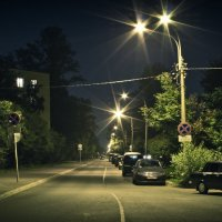 Улица,авто. :: Максим Grin