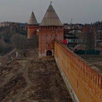 Смоленская крепость!!! :: Олег Семенцов