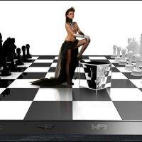Шахматная королева :: Павел Жданов