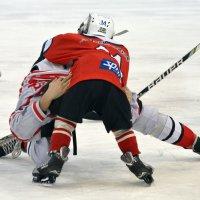 Хоккей - спорт настоящих мужчин! :: Михаил Петрик