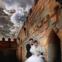 Жених и Невеста :: Владимир Цхай