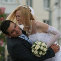 Весенняя свадьба :: Константин Николаенко
