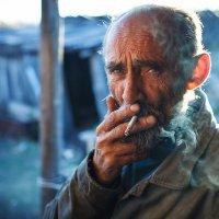Портрет без названия :: Андрей Хитайленко