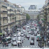 Улица в Париже :: Anton Сараев