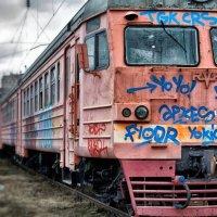 Розовая собака ... :: Роман Шершнев