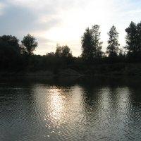 закат на Урале :: Лидия Мамаева