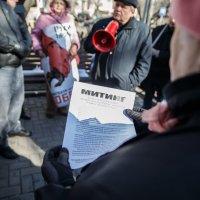 Митинг за кт Победа :: Павел Myth Буканов