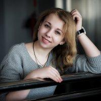 Катя. :: Валерий Черепанов