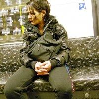 В метро Берлина :: Валерий Струк