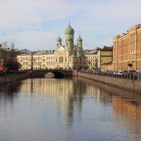 Канал Грибоедова :: Светлана Дмитриева
