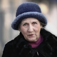Московская бабушка... :: Анна Корсакова