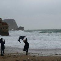 море, ветер, зима :: Виктор Лукашенко
