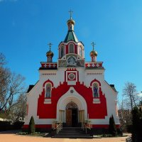 церковь Марии-Магдалины :: Александр Корчемный