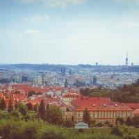 Прага глазами туриста :: Марина Рязанцева