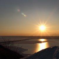 Солнце встало... :: Damir (@) KHABIBULLIN