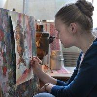 Уроки рисования :: Ирина Данилова