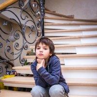 Репортажные портреты детей с Дня рождения :: Aнатолий Дождев