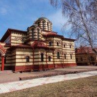 Николаевский Малицкий мужской монастырь :: Александр Тверской
