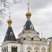 Елизаветинская церковь. :: Юрий Шувалов