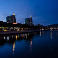 Ночной Лиссабон :: Alexey Bogatkin