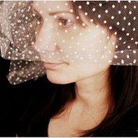 Женщина в вуали :: Saniya Utesheva
