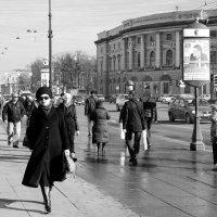 По проспекту :: Мария Кондрашова