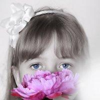Чудесный цветок :: Анна Волошко