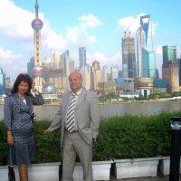 Шанхай город мечты! :: Михаил Столяров