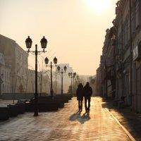 Утро большого города. :: Рафаэль Мутагаров