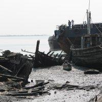 корабельное кладбище :: maikl falkon