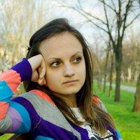в мыслях :: Maryna Krywa