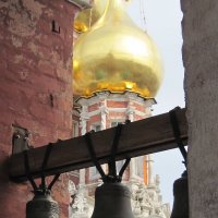 Колокола храма. :: Маера Урусова
